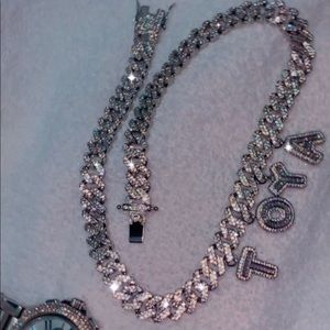 Jewelry - Coustmize necklaces- Text me to order one